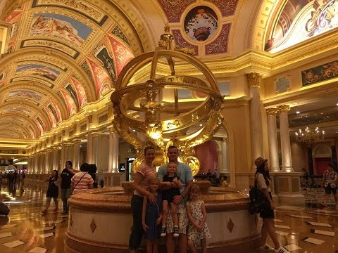The Venetian Macau filmed in 4K UHD with a GoPro Hero4 Black and a Feiyu G4S 3-Axis Handheld Gimbal