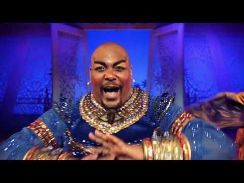 KGOR Mornings Blog - Montez & Shari Interview Aladdin & Jasmine