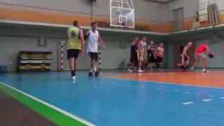 Новая Каховка тренировка баскетбол 25.07.2017 (1 часть)