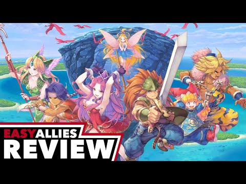 Trials Of Mana (2020) - Easy Allies Review