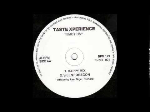 Taste Xperience Emotion Happy Mix 1992