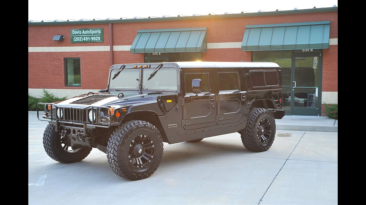 David AutoSports Hummer H1 For Sale