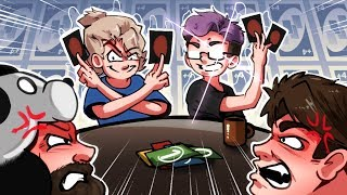 GIVING YOUTUBERS FREE WINS!! - Uno Gameplay Funny Moments