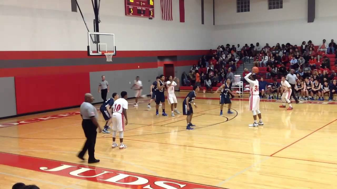 Antoine Carr 12th Grade SV vs Judson Highlights