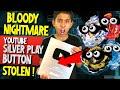 Beyblade Burst NIGHTMARE! YouTube Silver Play Button Stolen!