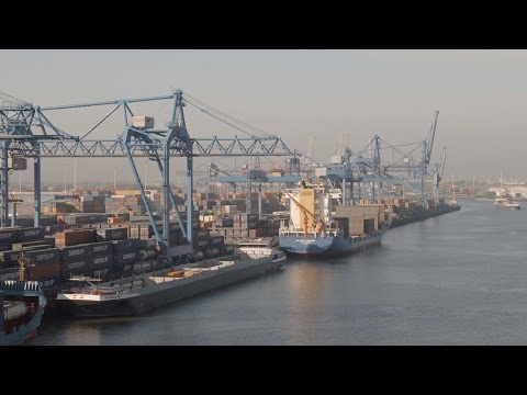 Rotterdam Short Sea Terminals