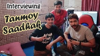 TANMOY SAADHAK INTERVIEW- Madhubala New Bengali movie Song -The Bong Ranger