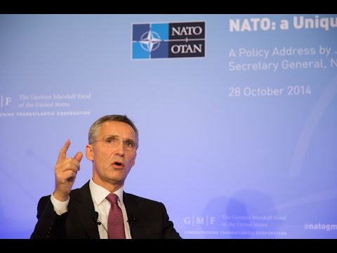 Address by NATO Secretary General Jens Stoltenberg on European Defense and Transatlantic Security