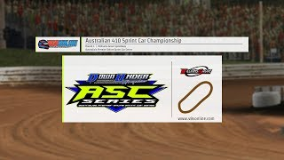 Australian Sprint Car Championship  |  Round 3  |  Williams Grove thumbnail