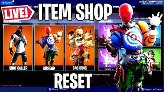 🔴 *NEW* ITEM SHOP RESET JULY 16TH NEW SKINS OR EMOTES EXPECTED COUNTDOWN (FORTNITE LIVE)