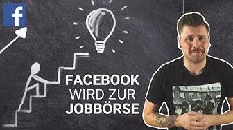 Social Recruiting mit Facebook Jobs - Was kann die neue Funktion?  👩🏻💻 👨🏻💻