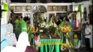 Визит Владыки Ефрема в Малую Белозерку