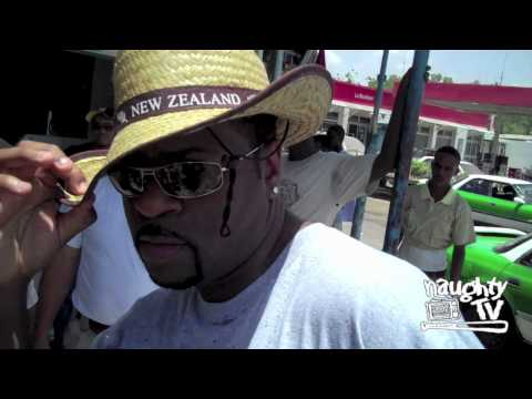 PART 2 - USO TOUR - Naughty By Nature travels to Djibouti, Africa