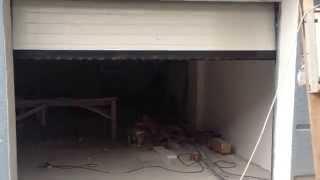 Eskişehir Otomatik Seksiyonel Garaj Kapısı Montajı-Ases Otomatik Kapı Sistemleri