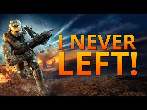 Halo 3: I NEVER LEFT! Carrying in Slayer (Halo 3 Backwards Compatible!)