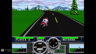 Retro Gaming Week #1 Upload #6 Road Rash Sega Genesis
