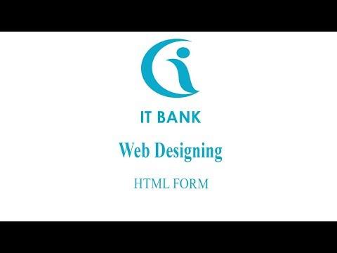HTML Tutorial 9 - HTML FORM - Website Designing Tutorial in Hindi/Urdu thumbnail