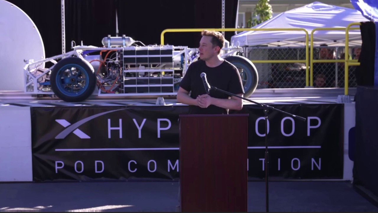 Oh, Elon. Building Infrastructure for the Hyperloop Doesn't Work Like That