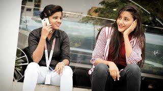 """GIRL SAYING """"App Muje Buri Nazar Sai Kyun Dekh Rahe Ho""""   call clash prank   prank in {BRbhai}"""