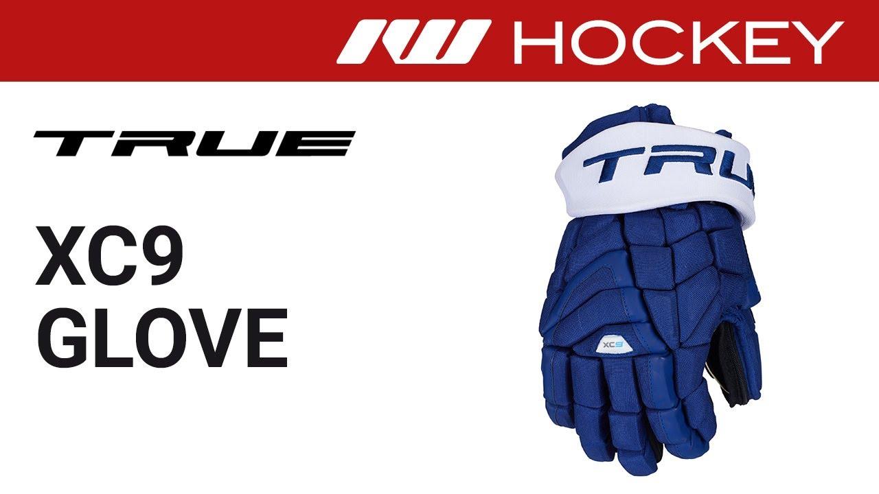 True XC9 Z-Palm Pro Hockey Gloves 2019 - Ice Warehouse