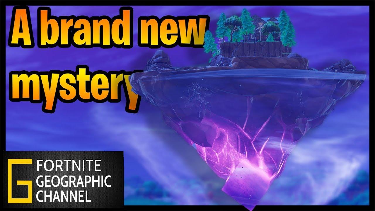 The new Fortnite Season 6 Mysteries explained | Fortnite Geographic
