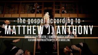 The Gospel According to Matthew J. Anthony - Promo Tertius