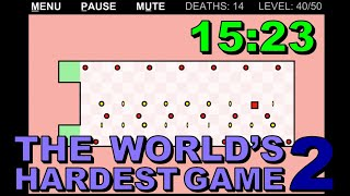 Former Wr The World's Hardest Game 2 In 15:23