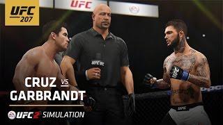 UFC 207 | EA SPORTS UFC 2 Simulation – Cruz vs Garbrandt