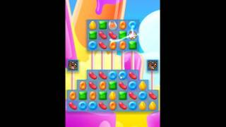 Candy Crush Jelly Saga Level 194 - NO BOOSTERS