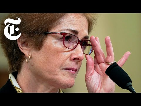 Key Moments From the Trump Impeachment Hearing, Day 2 | NYT News