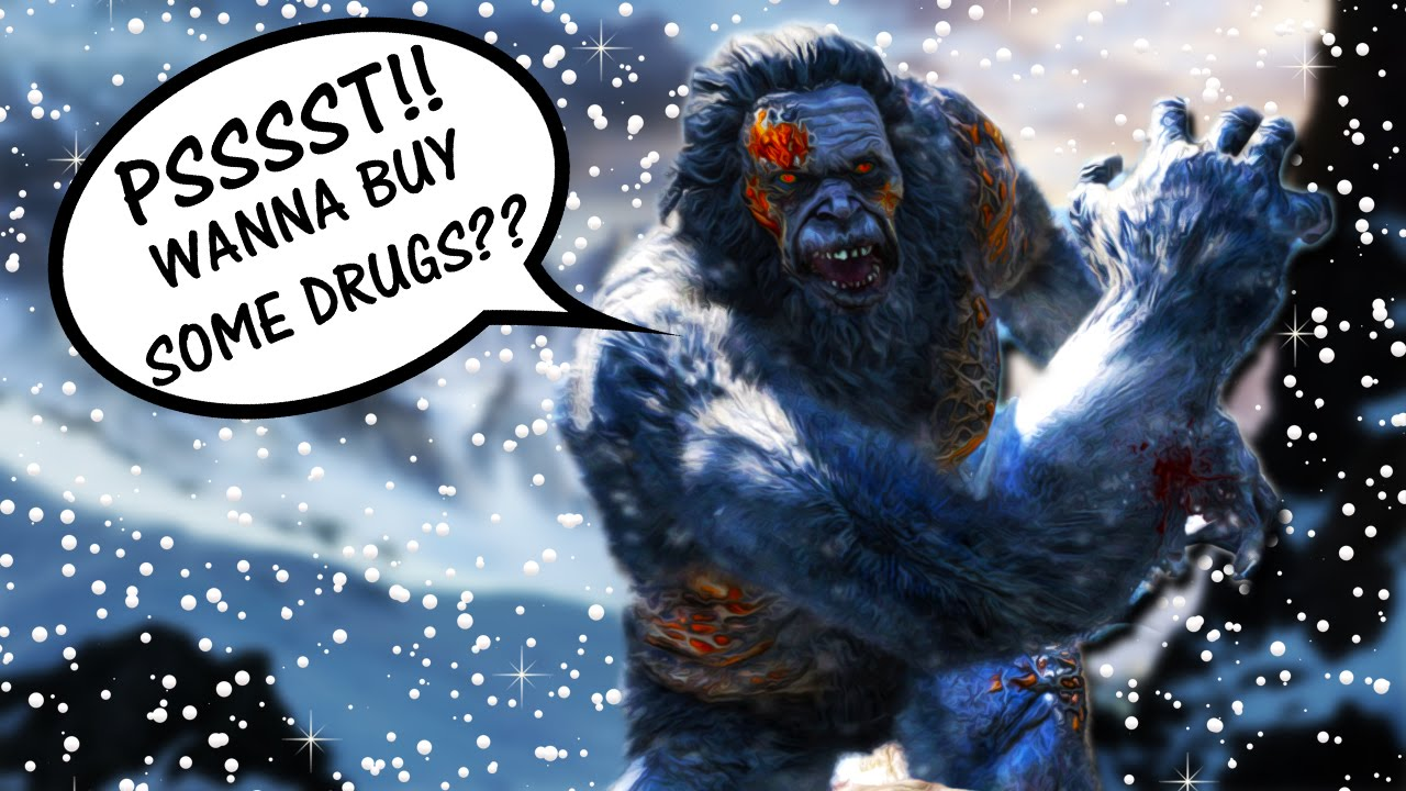 Guns For Days Far Cry 4 Valley Of The Yetis Dlc 4 Youtube
