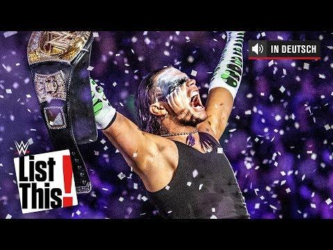 5 längste Wartezeiten vom Debüt bis zum WWE Champion: WWE List This!
