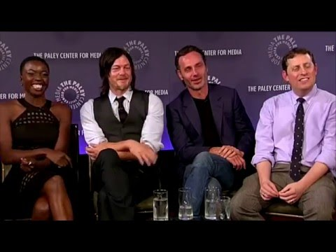 Norman Reedus Funny Panel Moments