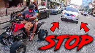 COOL & ANGRY COPS | POLICE vs MOTORCYCLE |  [ Episode 154]