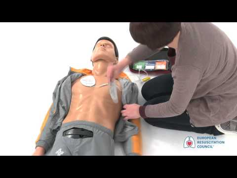 Cardiopulmonary Resuscitation (CPR) and Automated External Defibrillation (AED) on an Ambu Mannequin