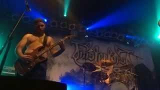 FINSTERFORST - Ein Lichtschein - live (26.12.2013 Berlin, K17) HD