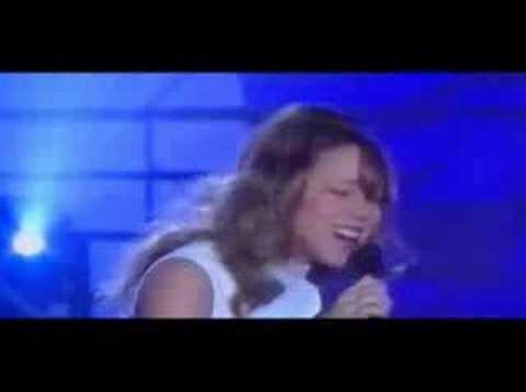 Mariah Carey with Fantasy  1996