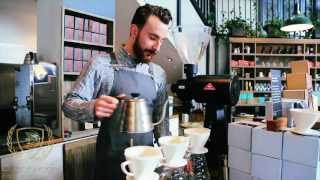 Gambar cover Melbourne City Tour - part 1 Airbnb hosts take us to Market Lane Coffee