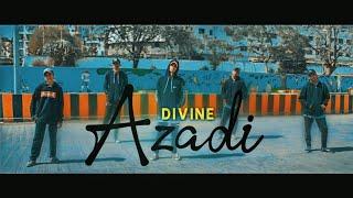 Azadi - Gully Boy ! Ranveer Singh & Alia Bhatt ! Divine ! Dance Choreography By ! Suhas kadu