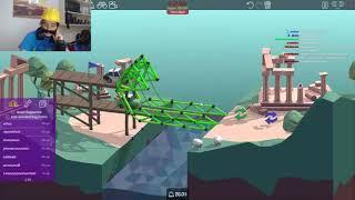 Holmes Köprü Yapma Oyunu Oynuyor #4 (Poly Bridge)
