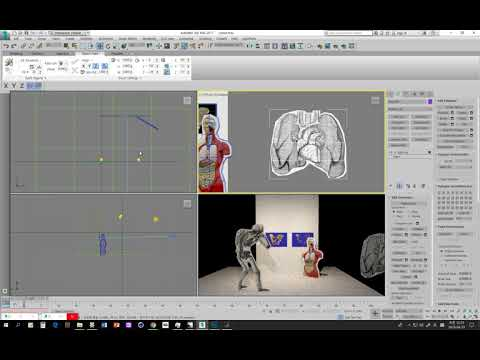 3ds max cut out
