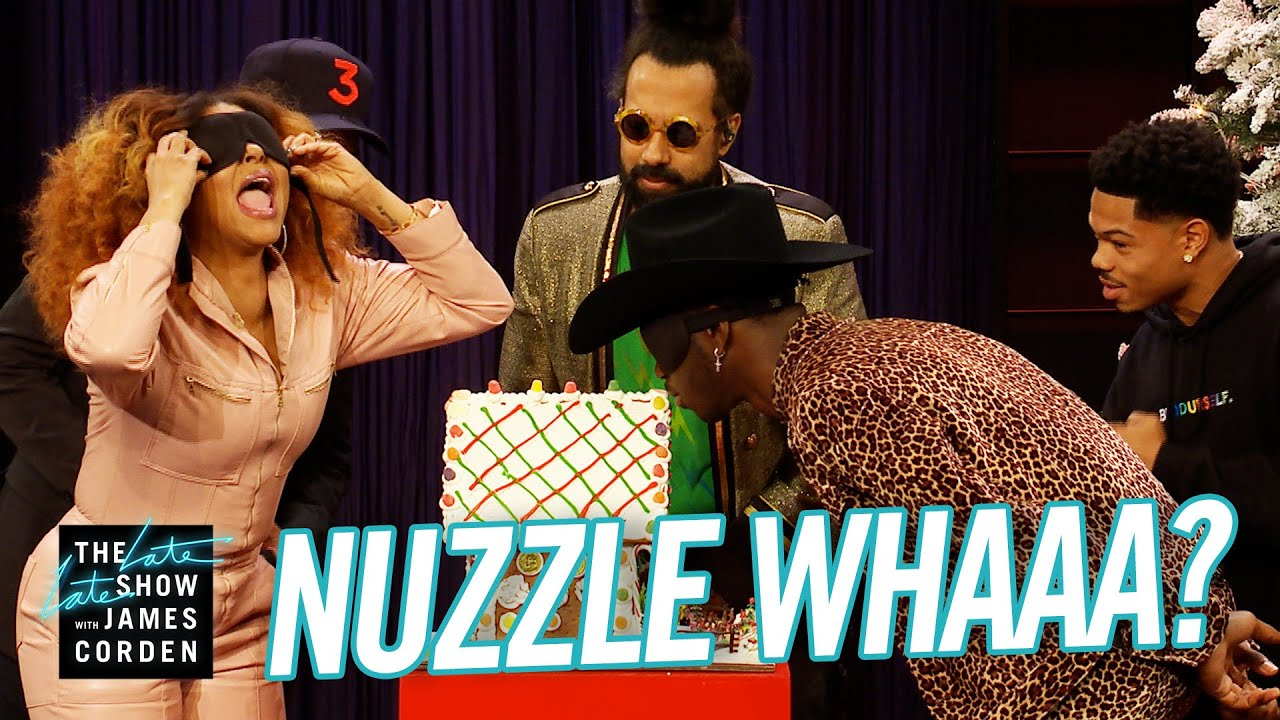 Download Nuzzle Whaaa? w/ Chance The Rapper, Taraji P. Henson, Lil Nas X & Taylor Bennett