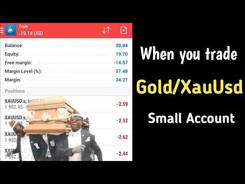 Trade Gold | Small Account