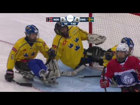 HIGHLIGHTS: Norway v Sweden