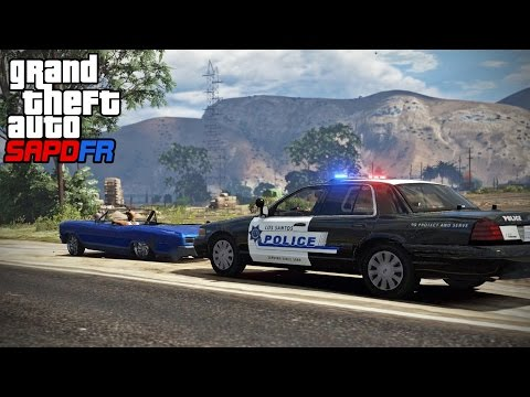 GTA SAPDFR - DOJ 17 - The Low Life...