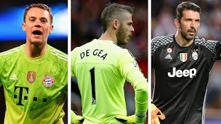 10 Best Goalkeepers In The World
