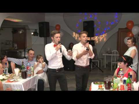 Поздравление брату в день свадьбы от родного брата - Ржачные видео приколы