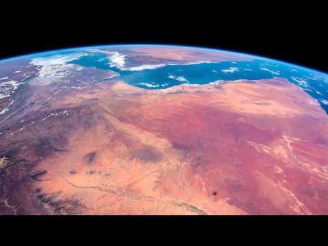 ISS Timelapse - Horn of Africa, Gulf of Aden, Dubai [CAM2] (14 Febbraio 2015)