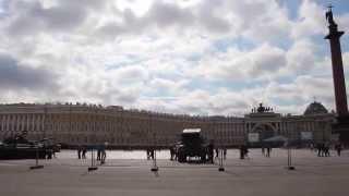 Санкт Петербург | Зимний дворец | Последний день