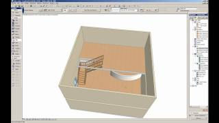 Using Slabs to Add Floors in ArchiCAD
